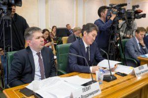 Матвей Евсеев предложил федералам модель эффективного освоения Арктики
