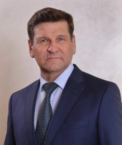Андрей Карху на IV съезде инженеров Якутии